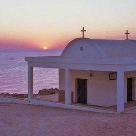 Nigel Radcliffe - Sunrise over Cyprus