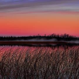 Dale Kauzlaric - Sunrise Over Thunder Lake