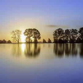 Chris Smith - Sunrise reflection
