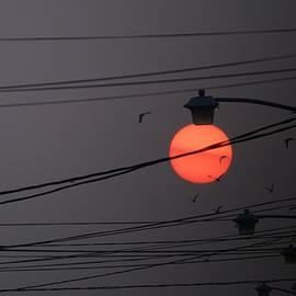 Kenneth Summers - Sunrise street lamp