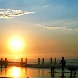 Brenda Conrad - Sunrise Stroll