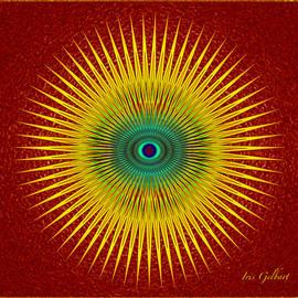 Iris Gelbart - Suns Eye