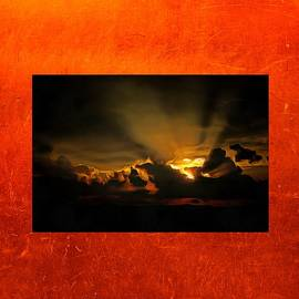 Dorothy Berry-Lound - Sunset After Storm 2