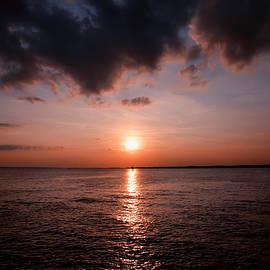 Inho Kang - Jamestown Sunset