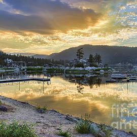 Eddie Yerkish - Sunset At Boulder Bay