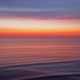 Juergen Roth - Sunset at Cape Cod Skaket Beach