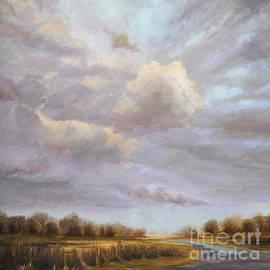 Cindy Roesinger - Sunset at Hansel Park