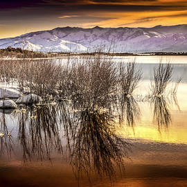 Janis Knight - Sunset at Little Washoe