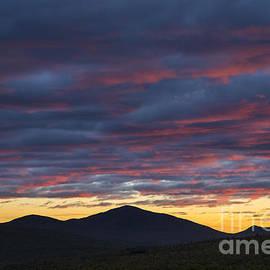 Alana Ranney - Sunset at Mt. Blue
