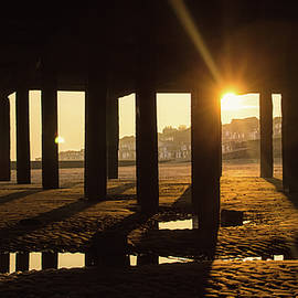Sunset Beach - Martin Newman