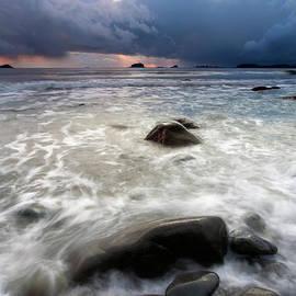 Mike Dawson - Sunset Beneath the Storm
