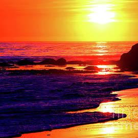 Chris Christoforou - Sunset Bliss Kiss - California