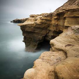 William Dunigan - Sunset Cliffs Park Cliffs