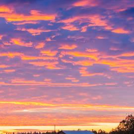 Jukka Heinovirta - Sunset Clouds
