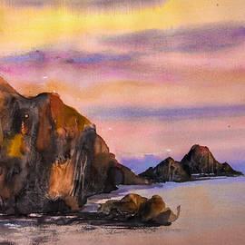 Vickie Myers - Coastal Sunset