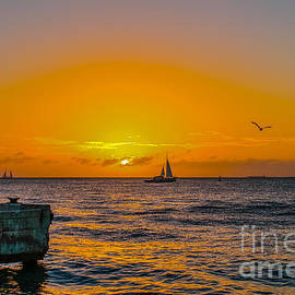 Claudia Mottram - Sunset cruise - Key West 2