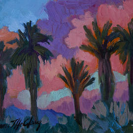Sunset - Diane McClary