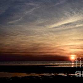 Debra Banks - Sunset Encounter - First Encounter Beach