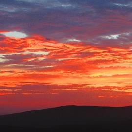 Gareth Coombs - Lava Sunset