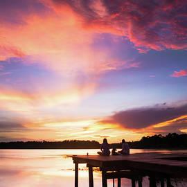 Parker Cunningham - Sunset Glory