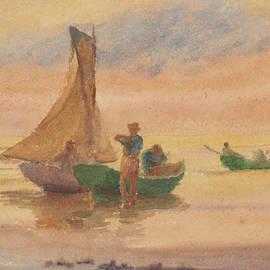 Sunset Glow - Thomas Pollock Anshutz