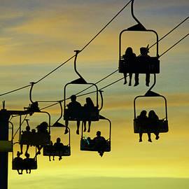 Allen Beatty - Sunset Gondola Ride