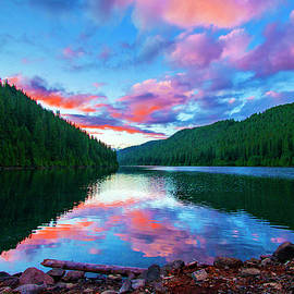 Kami McKeon - Sunset In Oregon