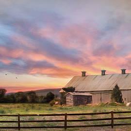 Lori Deiter - Sunset in the Valley