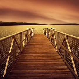 Jessica Jenney - Sunset Dock