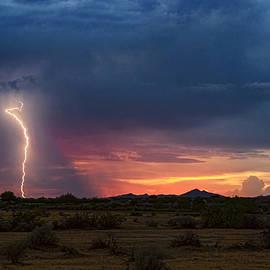 Saija  Lehtonen - Sunset Lightning