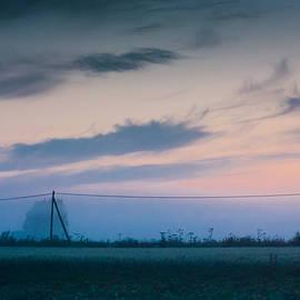 Jukka Heinovirta - Sunset On  A Potato Field