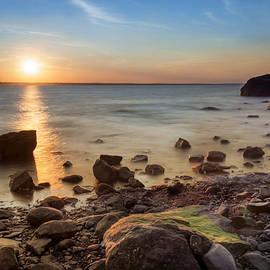 Robin-lee Vieira - Sunset on Boulder Beach