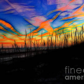 Sue Melvin - Sunset on Hilton Head Island