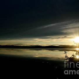 Sunset on Lake Umbagog No. 2