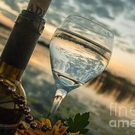 Pamela Williams - Sunset on the Lake