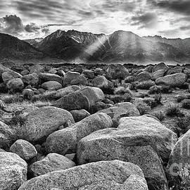 Henk Meijer Photography - Sunset on the Sierna Nevada