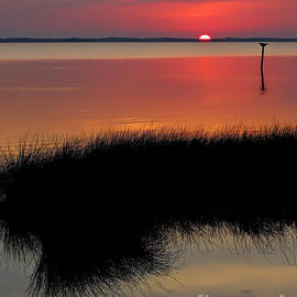 Jeff Breiman - Sunset Outer Banks OBX