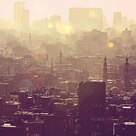 Jirka Svetlik - Sunset over Cairo