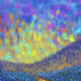 David G Paul - Sunset Path