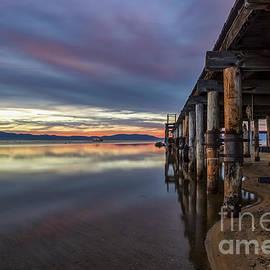 Mitch Shindelbower - Sunset Pier