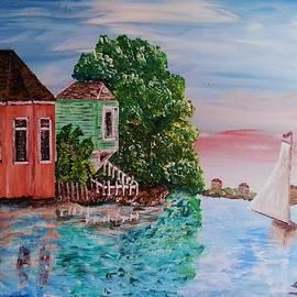 Irving Starr - Sunset Sail