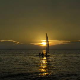 Pete Federico - Sunset Sail