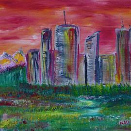 James Bryron Love - Sunset Skyline