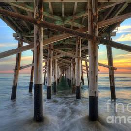 Eddie Yerkish - Sunset Under The Pier