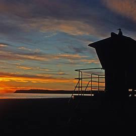 Kathy Yates - Sunset Watch
