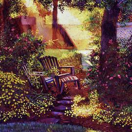David Lloyd Glover - Sunshine Garden
