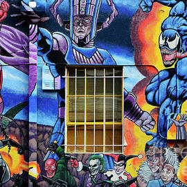 Bob Christopher - Super Heroes Albuquerque New Mexico 5