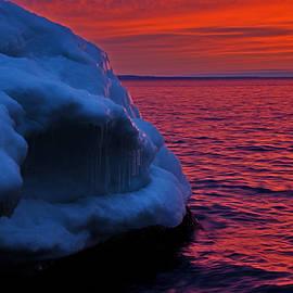 Tim Beebe - Superior Sunset
