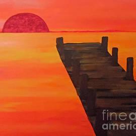 Jilian Cramb - Superior Sunsets