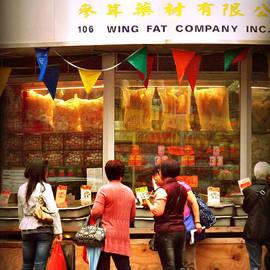 Miriam Danar - Supermarket - Chinatown New York